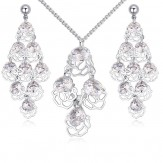 Set Rozita crystal