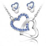 Set Lesley sapphire