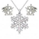 Set Lady silver